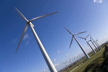 windfarm: Royd Moor en Yorkshire WindFarm