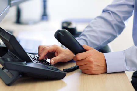 ダイヤル コミュニケーション、連絡先の電話キーパッドのコンセプト私たち顧客サービスとサポート 写真素材