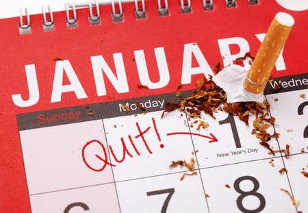 malos habitos: Año nuevo