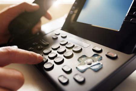 iletişim: Iletişim için Çevirme telefon tuş takımı kavramı, bize ve müşteri hizmetleri desteğine başvurun Stok Fotoğraf
