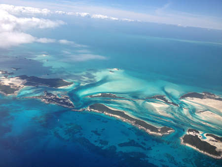 Blue Bahamas Reklamní fotografie