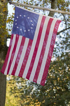 American 13-Star Flag
