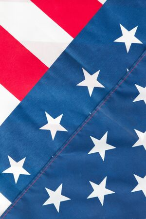US Flag of the Unites States