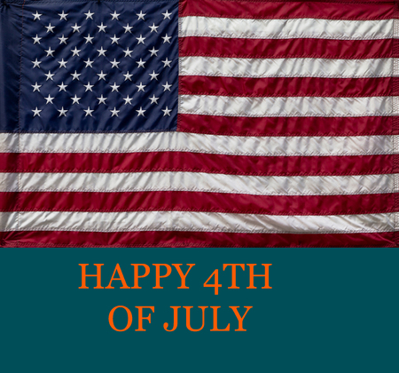 fourth of july: Happy Fourth of July of America