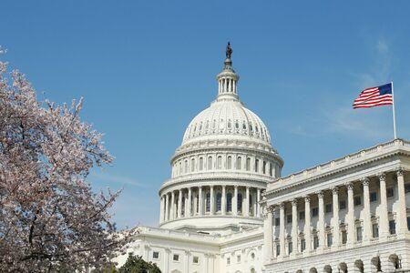 ulysses s  grant: United States Capitol Rotunda. Senate and Representatives government home in Washington D.C. Stock Photo