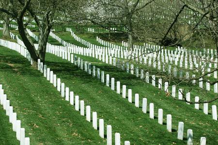 Arlington National Cemetery, Washington DC, USA