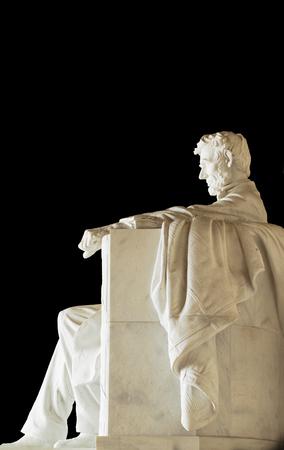 Lincoln Memorial, Washington, DC. USA Stok Fotoğraf - 115344465