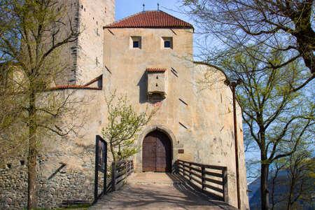 castle of Bruneck, The lovely big bishops castle