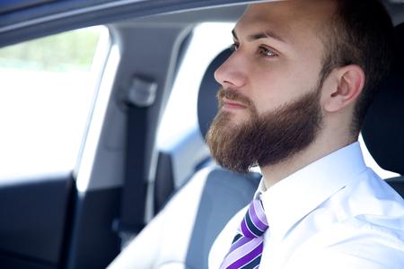 loosing: Business man feeling emotional after loosing