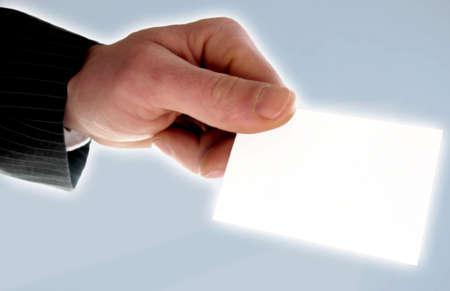 businesscard: businesscard Stock Photo