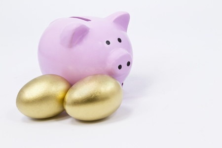 suggested: Savings strategy suggested  by bank and 2, gold nest eggs