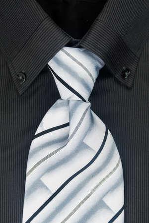 neckband: Shirt and Tie
