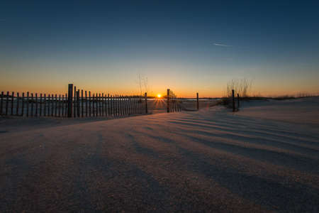tybee island: Sunset on Tybee Island