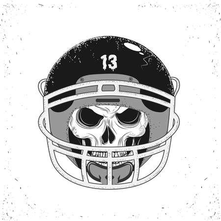 Regby Skull