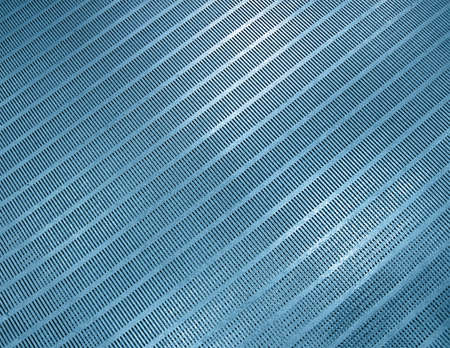 blue seamless metallic grid, texture closeup background Stock Photo - 10827159