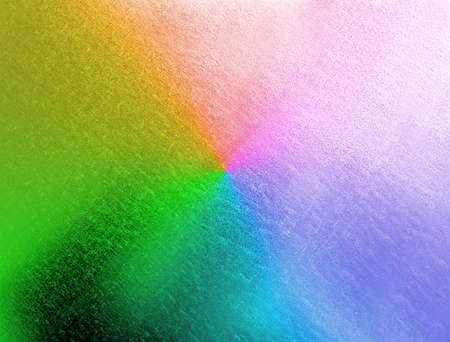 abstract rainbow metal background, texture closeup details