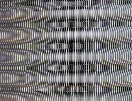 abstract industrial metal silver grid, imndustry texture closeup photo