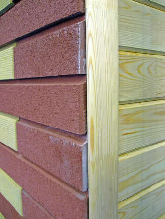 colorful textured material, new perspective construction details  focus on color contrast photo