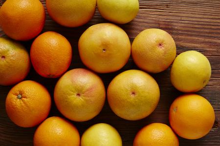 southsea: a bunch of citrus fruit orange grapefruit and sweaty