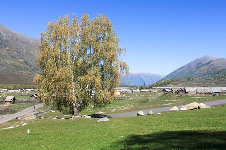 xinjiang: Xinjiang paysages