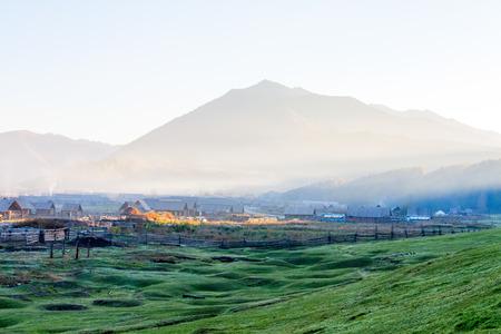 xinjiang: Xinjiang scenery Banque d'images