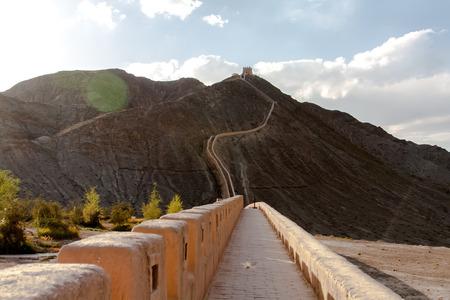 desert footprint: Scenery