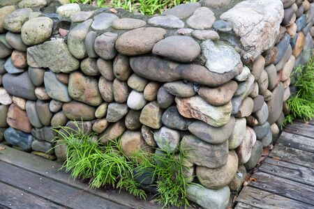 stacked: Stacked stone