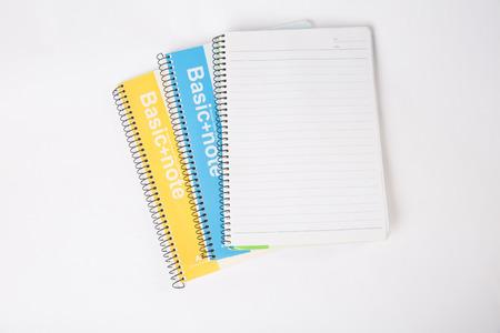 notebook: Notebook Stock Photo