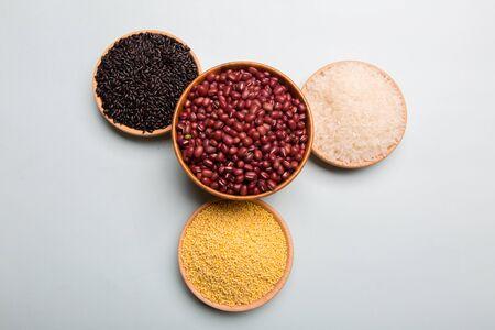 whole grains: Whole grains