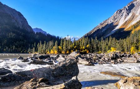 Plateau Nature scenery