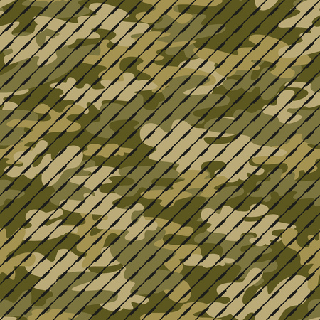 texture military camouflage repeats seamless army green hunting for substance design. Camo can be using for cloth, weapon, vehicles and tent