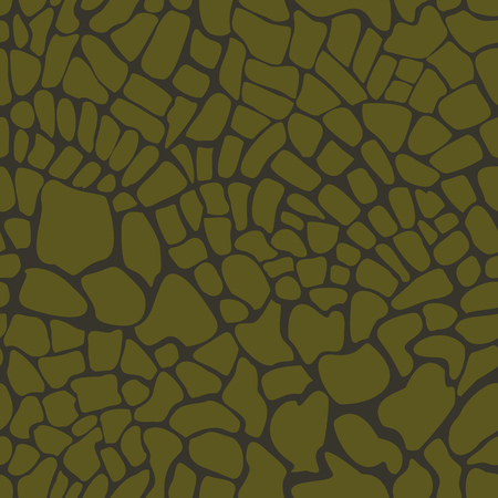 Abstract modern geometric camouflage for cloth, cars vehicles and weapons Ilustração