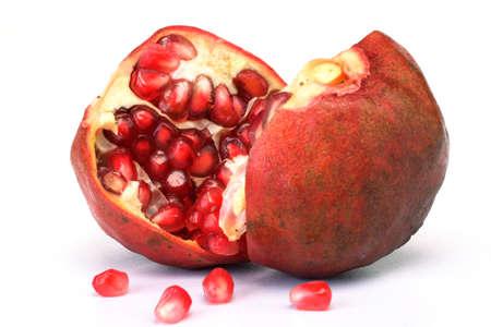 Rijpe granaatappel fruit