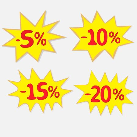 Discount value vector