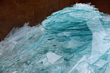 waste glass recycling