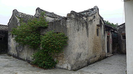 residences: chinese ancient residences
