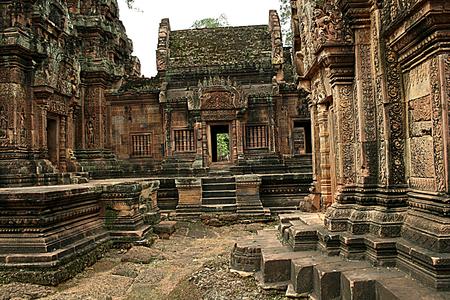 ruin: Banteay Srei ruin