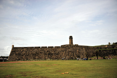 galle: galle ancient town