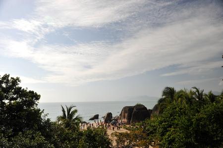 paysage marin: Seascape chinoise