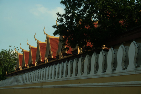 imperial: cambodian imperial palace Editorial