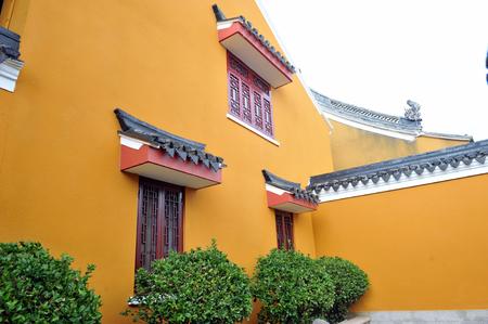 Zhoushan Mount Putuo Purple Bamboo Grove Buddhist temple