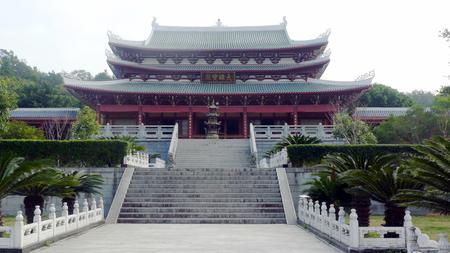 Putian South Shaolin Temple Editorial