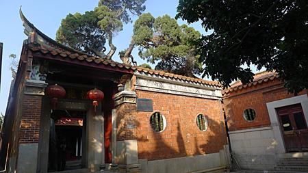 cloister: Kaiyuan Temple