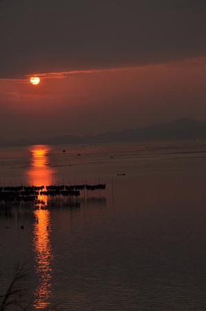 Xiapu sunrise in the morning