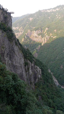 Taizhou Shenxian landscape scenery