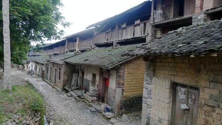 Ta'xia Village in Zhangzhou