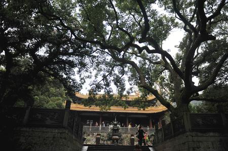 Fayu Temple,Mount Putuo
