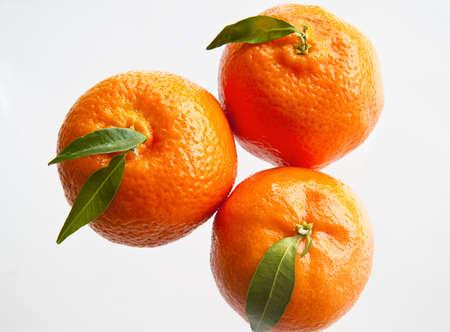 mandarine: Fresh mandarine fruits