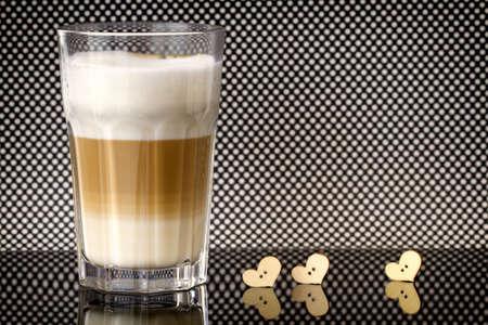 Cafe latte Stock Photo - 15942513