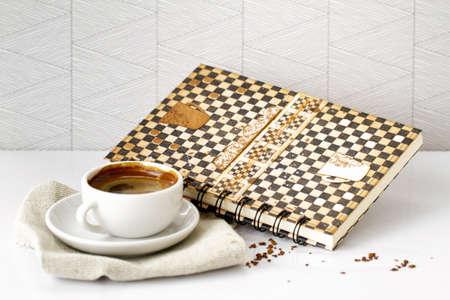 three layer: Coffee cookbook